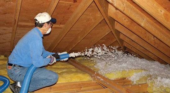 Insulation Contractors in Brentwood